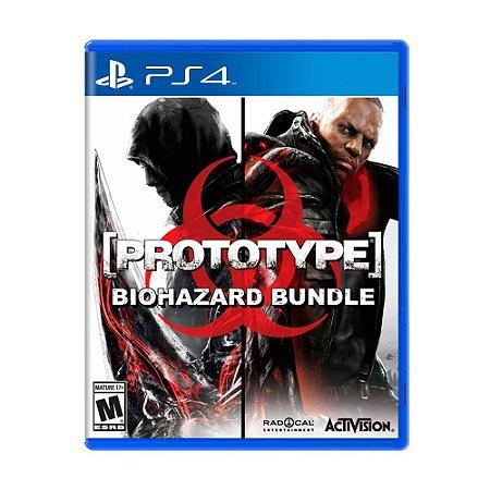 Jogo Prototype Biohazard Bundle - PS4