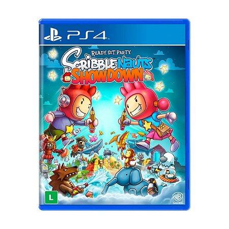 Jogo Scribblenauts Showdown - PS4