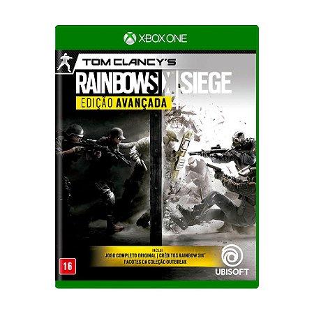 Jogo Tom Clancy's: Rainbow Six Siege (Edição Avançada) - Xbox One