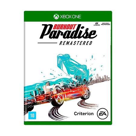 Jogo Burnout Paradise Remastered - Xbox One