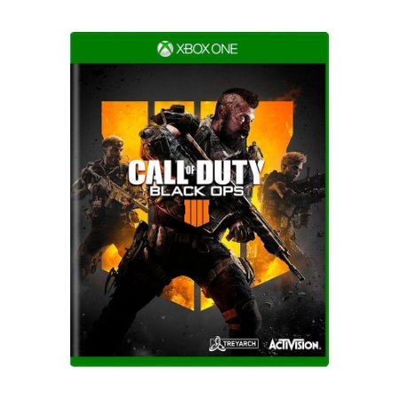 Jogo Call of Duty: Black Ops 4 - COD BO4 - Xbox One