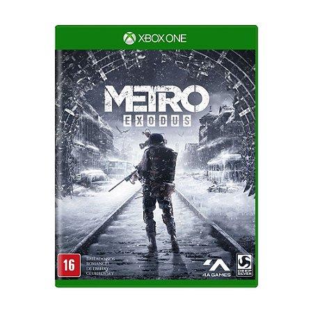 Jogo Metro: Exodus - Xbox One