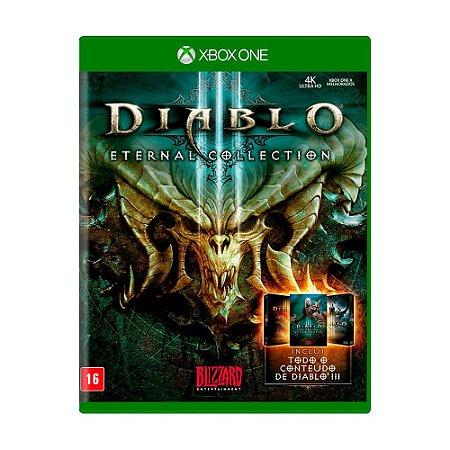 Jogo Diablo III: Eternal Collection - Xbox One
