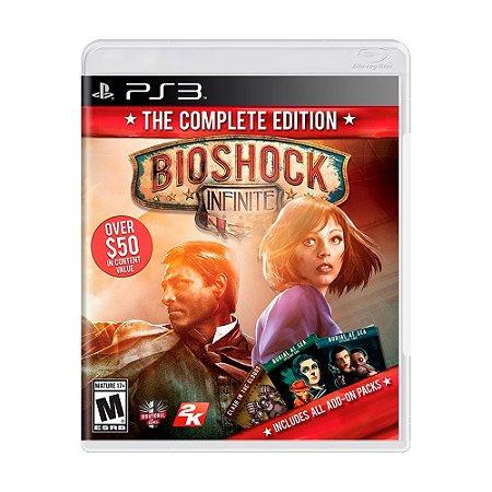 Jogo Bioshock Infinite (The Complete Edition) - PS3