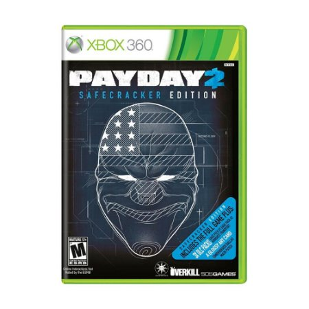 Jogo Payday 2 (SafeCracker Edition) - Xbox 360