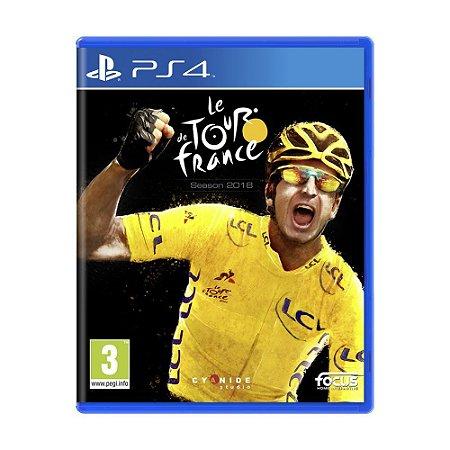 Jogo Le Tour de France 2018 - PS4
