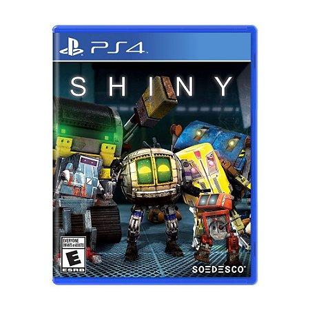 Jogo Shiny  - PS4