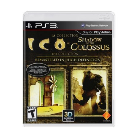 Jogo The Ico & Shadow of the Colossus Collection - PS3
