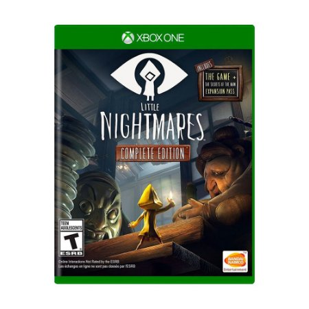 Jogo Little Nightmares (Complete Edition) - Xbox One