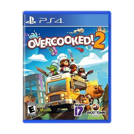 Jogo Overcooked! 2 - PS4