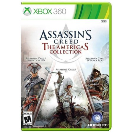 Jogo Assassin's Creed: The Americas Collection - Xbox 360
