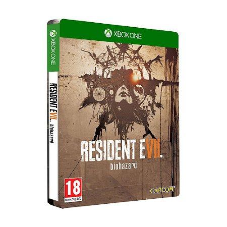 Jogo Resident Evil 7: Biohazard (Steelbook Edition) - Xbox One