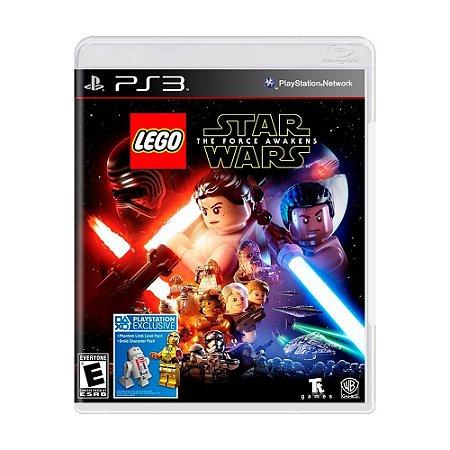 Jogo LEGO Star Wars: The Force Awakens - PS3