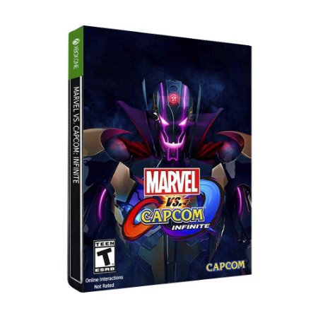 Jogo Marvel vs. Capcom: Infinite (Deluxe Edition) - Xbox One