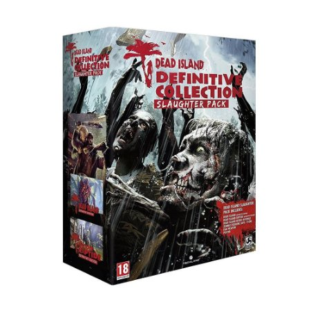 Jogo Dead Island Definitive Collection (Slaughter Pack) - PS4