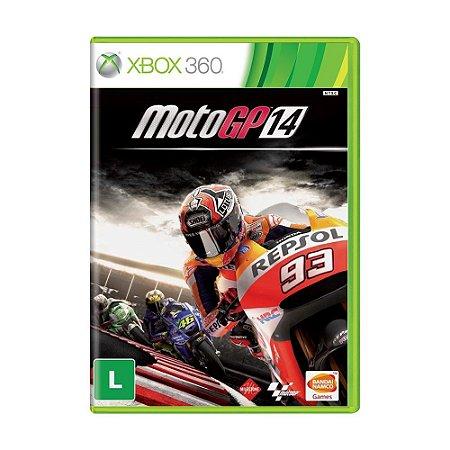 Jogo MotoGP 14 - Xbox 360
