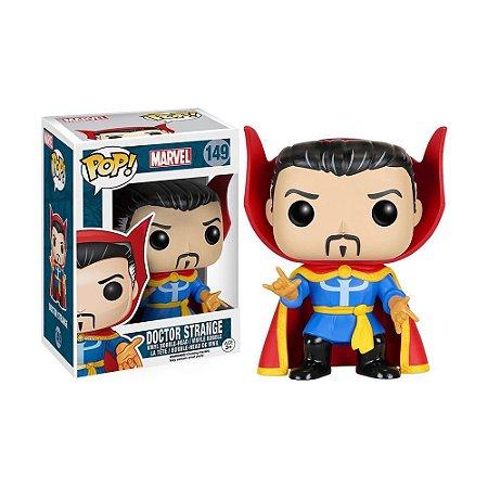 Boneco Doctor Strange 149 Marvel - Funko Pop