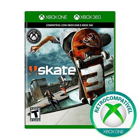 Jogo Skate 3 - Xbox 360 e Xbox One