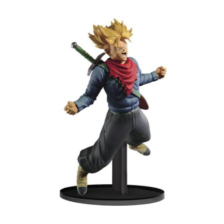 Action Figure Trunks SSJ (World Figure Colosseum) Dragon Ball Z - Banpresto