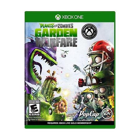 Jogo Plants vs. Zombies: Garden Warfare - Xbox One