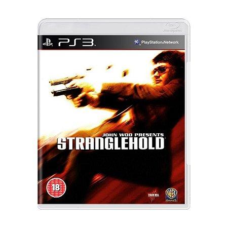 Jogo Stranglehold - PS3