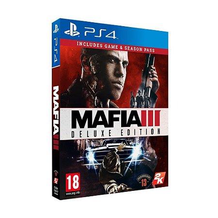Jogo Mafia III (Deluxe Edition) - PS4