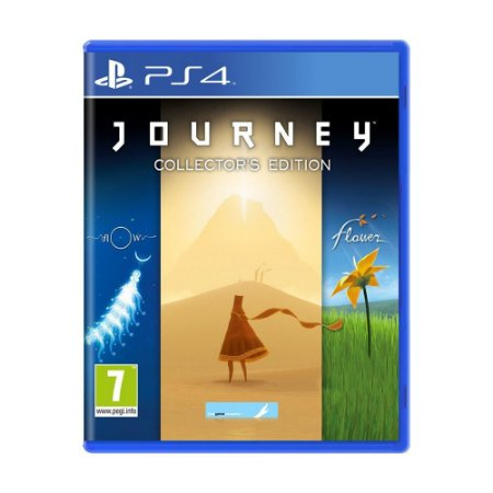 Jogo Journey (Collector's Edition) - PS4
