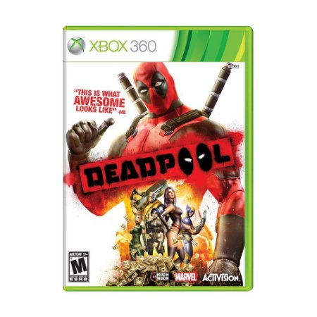 Jogo Deadpool: The Game - Xbox 360