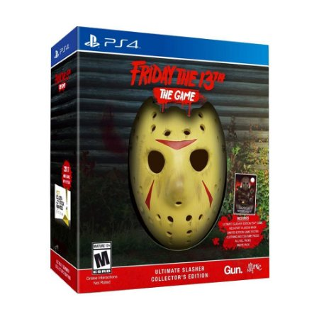 Jogo Friday the 13th: The Game (Ultimate Slasher Collector's Edition) - PS4