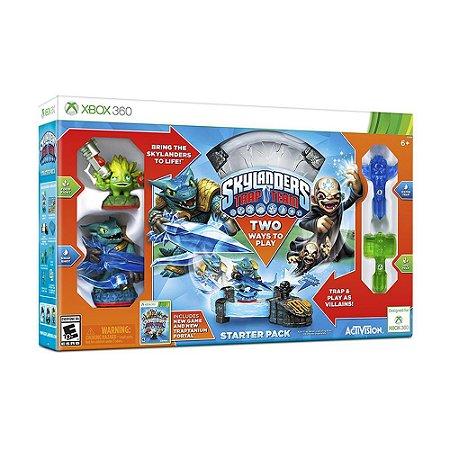 Jogo Skylanders: Trap Team (Pacote Inicial) - Xbox 360