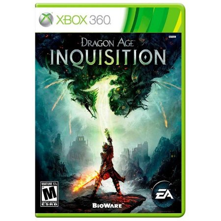 Jogo Dragon Age: Inquisition - Xbox 360