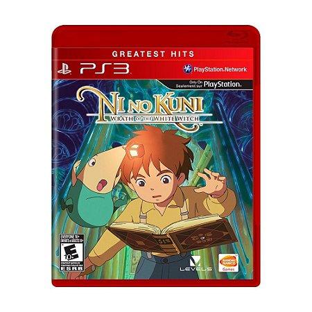 Jogo Ni no Kuni: Wrath of the White Witch - PS3