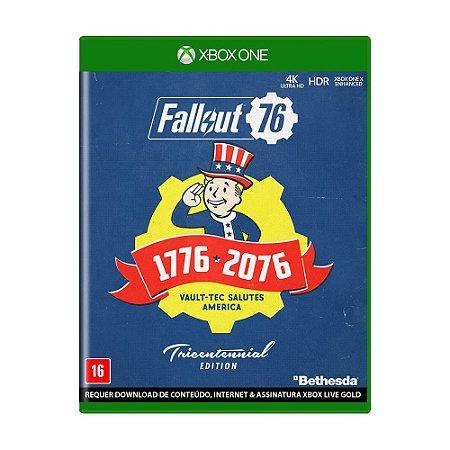 Jogo Fallout 76 (Edição Tricentenária) - Xbox One