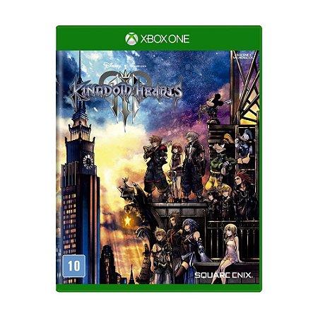 Jogo Kingdom Hearts III - Xbox One