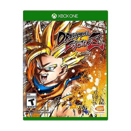 Jogo Dragon Ball FighterZ - Xbox One