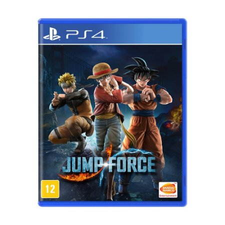 Jogo Jump Force - PS4