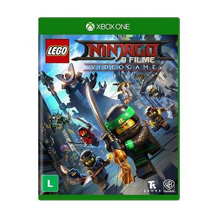 Jogo LEGO Ninjago: O Filme - Videogame - Xbox One