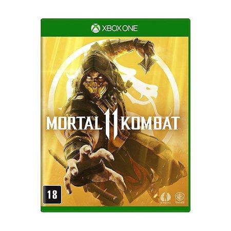 Jogo Mortal Kombat 11 - Xbox One