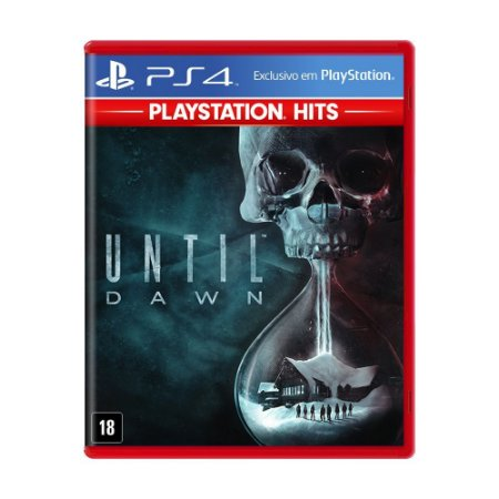 Jogo Until Dawn - PS4