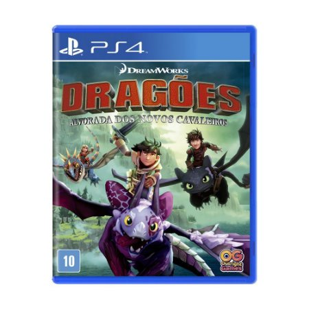 Jogo Dragões: Alvorada dos Novos Cavaleiros - PS4