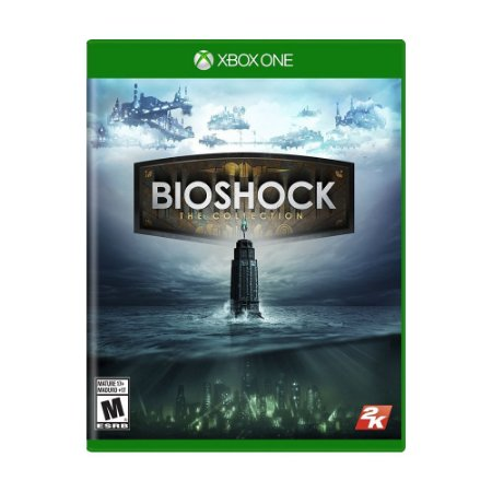 Jogo Bioshock: The Collection - Xbox One