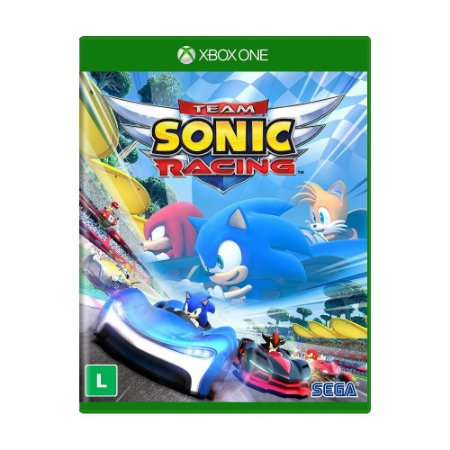 Jogo Team Sonic Racing - Xbox One