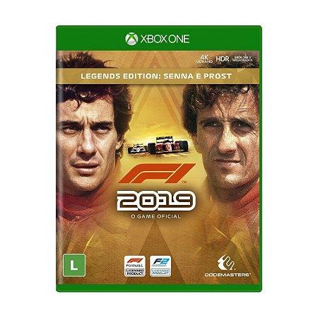Jogo F1 2019 (Legends Edition) - Xbox One
