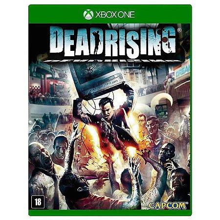 Jogo Dead Rising: Remasterizado - Xbox One