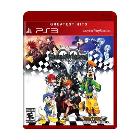 Jogo Kingdom Hearts HD 1.5 Remix - PS3