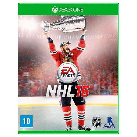 Jogo NHL 16 - Xbox One