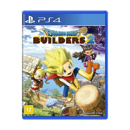 Jogo Dragon Quest Builders 2 - PS4