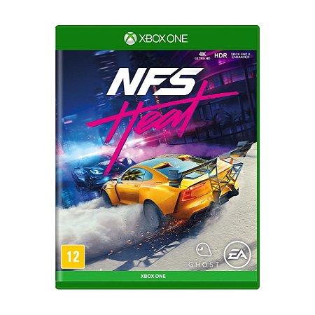 Jogo Need for Speed Heat - Xbox One
