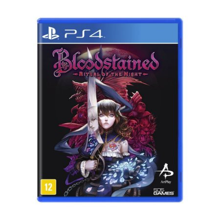 Jogo Bloodstained: Ritual of the Night - PS4