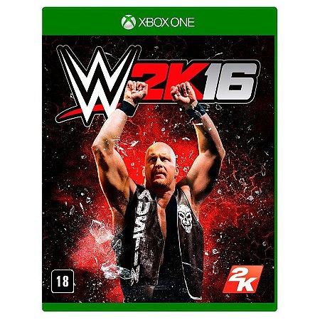 Jogo WWE 2K16 - Xbox One